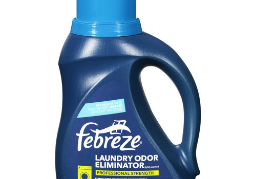 Use Febreze In-Wash for Pet Odors