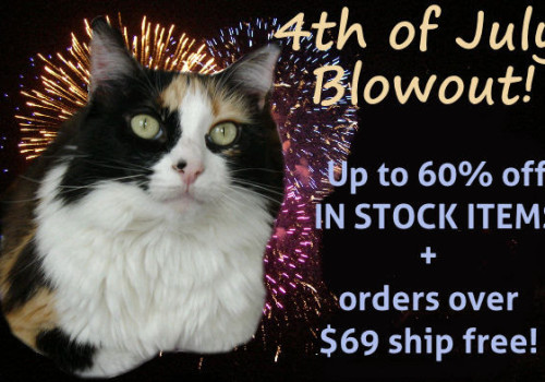 Nip and Bones 4th of July Blowout Sale!