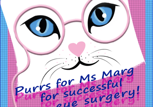 Sending PURRS to Marg
