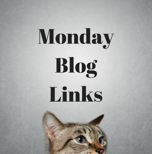 Monday 5/21 Blog Links