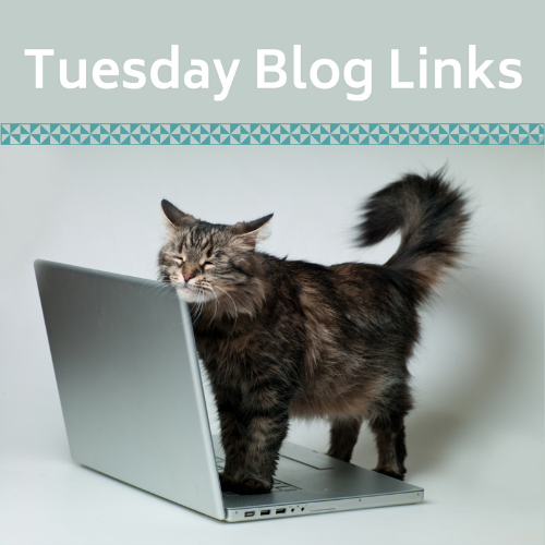 Tuesday 5/8 Blog Links