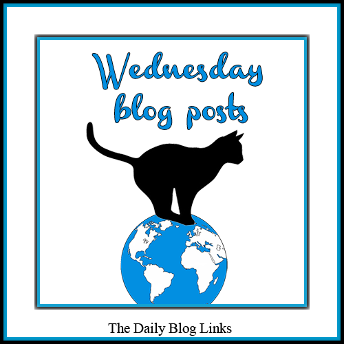 Wednesday 1/2 Blog Links