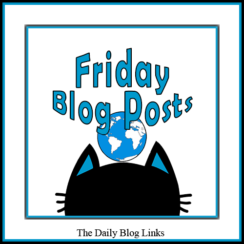 Friday 8/31 Blog Links