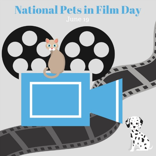 National Pets In Film Day – Tuesday Blog Links