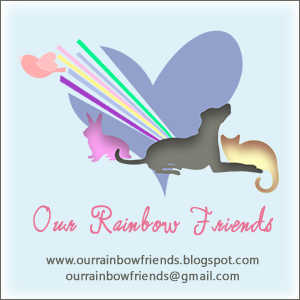 Our Rainbow Friends – May 2018