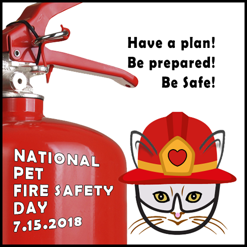 National Pet Fire Safety Day – Blog Links 7/15