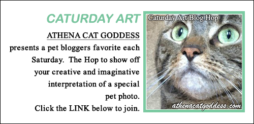 Saturday Art Blog Hop