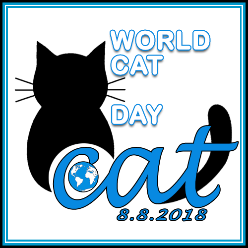 Wednesday 8/8 Blog Links And World Cat Day