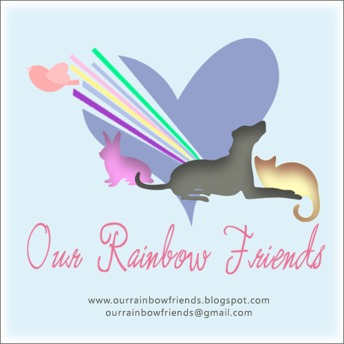 Our Rainbow Friends For September 2018