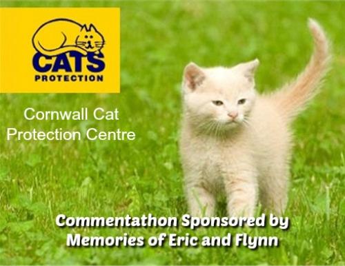 Cats Protection Adoption Centre Commentathon