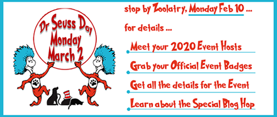 Seuss Day Is Coming Up On March 2nd