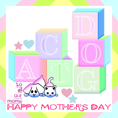 Mother's Day 5/10 Blog Links