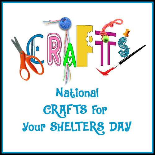 Craft For Your Shelter Day 7/21 Blog Links